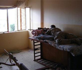 На Донбассе вражеский снайпер ранил бойца ООС - штаб