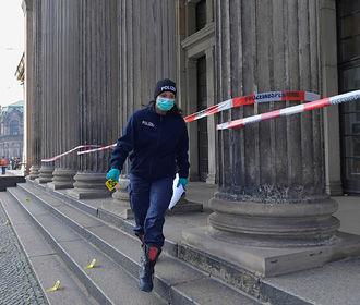 Из музея в Дрездене украли драгоценности на миллиард евро