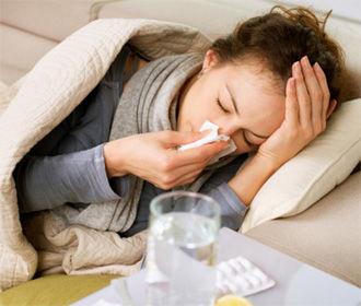 За неделю гриппом и ОРВИ заболели более 170 тысяч украинцев