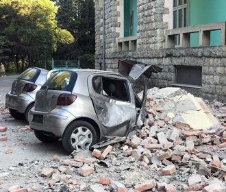 В Албании произошло новое землетрясение