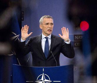 Столтенберг: блокирование заседаний Комиссии Украина-НАТО Венгрией еще не снято