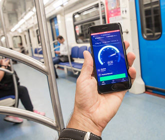 4G появился еще на 8 станциях киевского метро