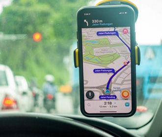 """""""Укравтодор"""" начал использовать навигационную систему Waze"""