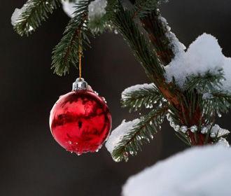 В первый день нового года в Украине будет до +6°