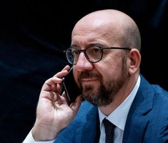 ЕС продолжит поддерживать путь реформ Украины - Мишель