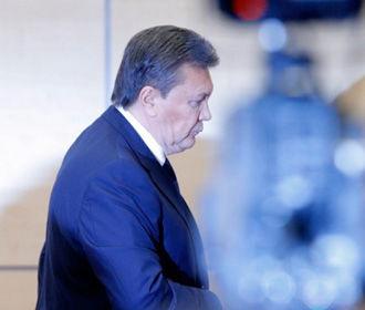 В Киеве отложили рассмотрение ходатайства о заочном аресте Януковича