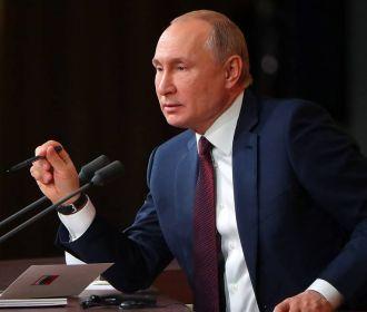 Путин: отцы-основатели украинского национализма выступали за хорошие отношения с Россией