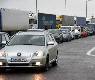 Очереди на границе с Польшей почти исчезли