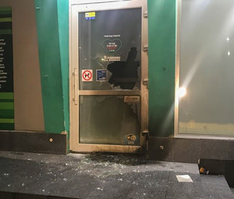 В Киеве задержали серийных поджигателей молочных магазинов