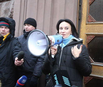 Зеленский присутствовал на допросе Маруси Звиробий