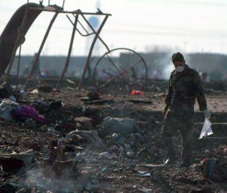 Офис генпрокурора назначил проведение комплексной экспертизы по сбитому в Иране самолету МАУ