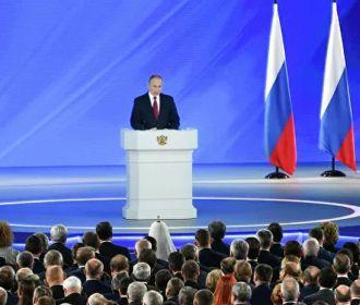 Путин не исключил, что будет баллотироваться на новый срок