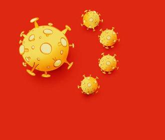 Карикатура с коронавирусом на флаге оскорбила Китай