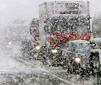 В ближайшие дни в Украине ожидаются значительные снегопады