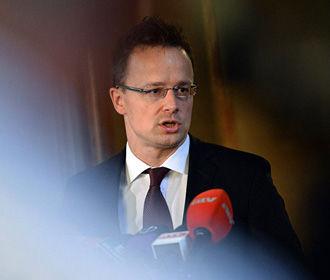 Венгрия назвала условия для снятия блокировки отношений Украины с НАТО