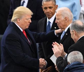 Трамп высмеял Байдена, назвавшего его Джорджем