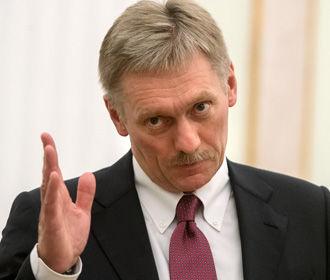 Песков: Крым не может быть объектом каких-либо разменов