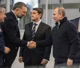 В МинфинеСША заявили, что Дерипаска «по некоторым сведениям» отмывал деньги для Путина