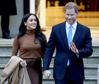 Принц Гарри и Меган Маркл возвращаются в Британию