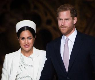Канадцы отказались платить за принца Гарри и Меган Маркл