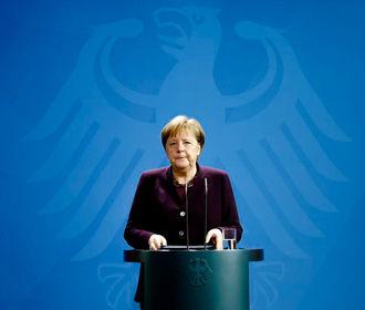 Меркель заявила о драматической ситуации с коронавирусом