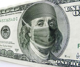 Доллар растет к основным валютам на опасениях по поводу коронавируса