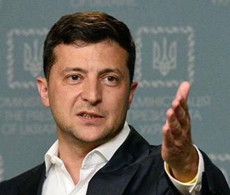 Зеленский: война на Донбассе началась с Крыма
