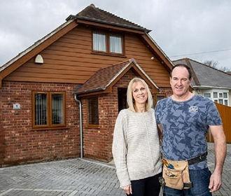 Британец построил дом мечты по видеороликам