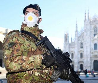 Италия намерена продлить чрезвычайное положение из-за коронавируса