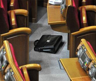 Раде рекомендуют ввести штрафы за непредоставление ответа на депутатские запросы