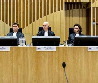 В Нидерландах возобновили судебные слушания по делу MH17