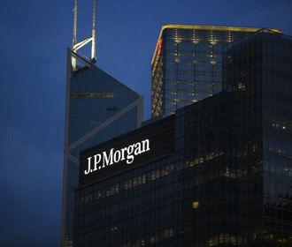 J.P. Morgan ожидает снижения ВВП Украины в 2020г на 2,6%