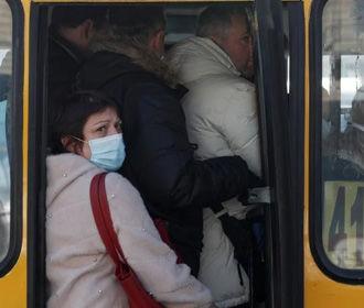 В Киеве зафиксировали наибольшее число новых больных COVID-19 за все время пандемии