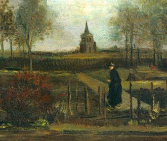 Из закрытого на карантин музея в Нидерландах украли картину Ван Гога