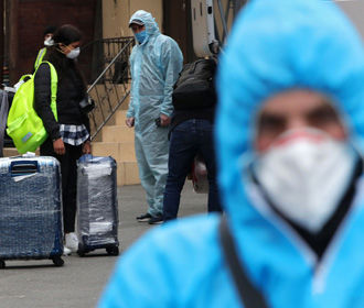 На обсервации в Украине находятся 417 человек - МОЗ