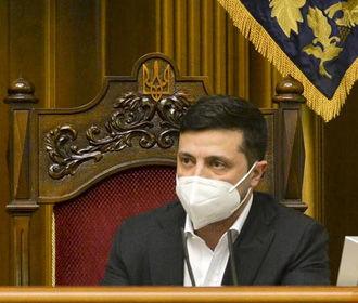 В Украине не планируют вводить строгий карантин - Зеленский