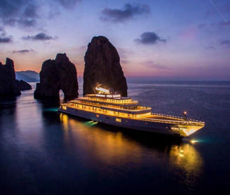 Миллиардер похвастался самоизоляцией на роскошной яхте