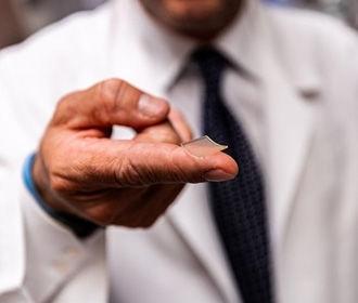 В США разработали вакцину против COVID-19 в виде пластыря