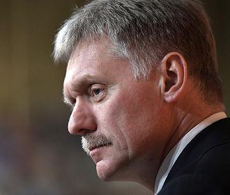 В Кремле заявили об отсутствии диалога с Украиной на высшем уровне