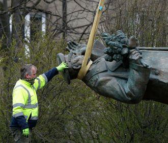 В СКР опровергли незаконность возбуждения дела о сносе памятника Коневу в Праге