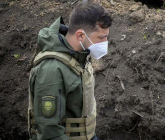 Зеленский попросил международной помощи для восстановления инфраструктуры Донбасса