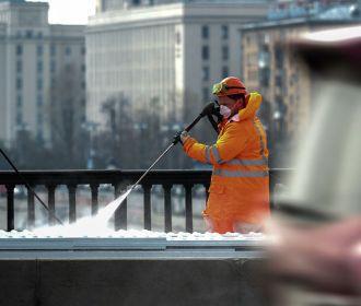 В Москве около 7 тыс. пациентов с коронавирусом лечатся на дому