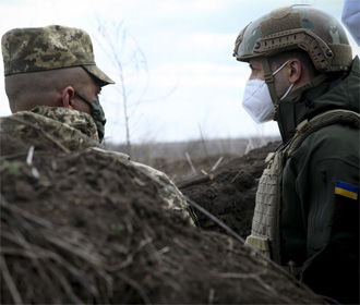 Зеленский: усиление делегации Украины в ТКГ поддерживают Германия и Франция