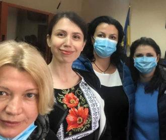 Суд взял под домашний арест Черновол