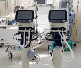 Правительство выделило 100 млн грн на закупку 200 аппаратов ИВЛ