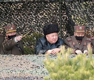 Южная Корея уведомила США о месте пребывания Ким Чен Ына