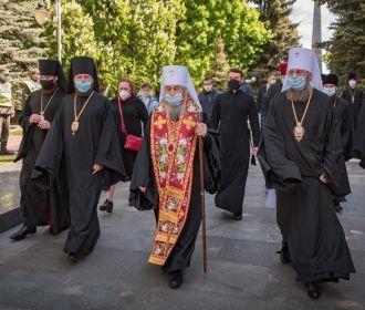 Митрополит Онуфрий рассказал о ситуации в Киево-Печерской лавре