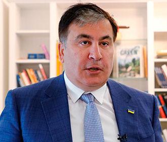 Саакашвили: Убрать пророссийское правительство Грузии - в интересах Украины