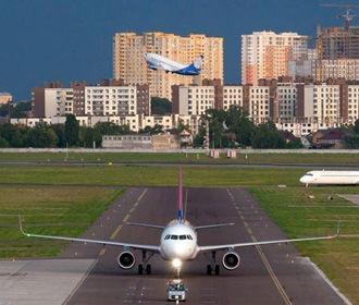 """Аэропорт """"Киев"""" возобновляет авиарейсы с 16 июня"""