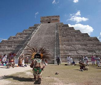 Раскрыта тайна древних пирамид майя